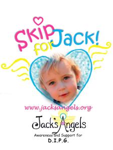 Skip for Jack t-shirt