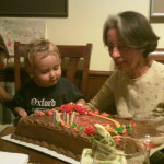 Grandma's birthday, 11-15-11
