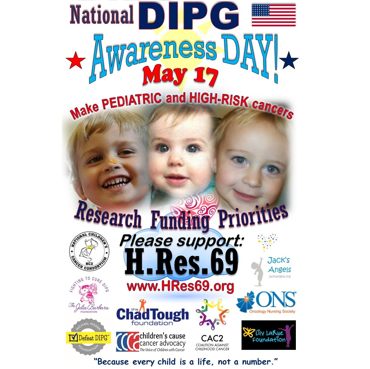 National DIPG Awareness Resolution