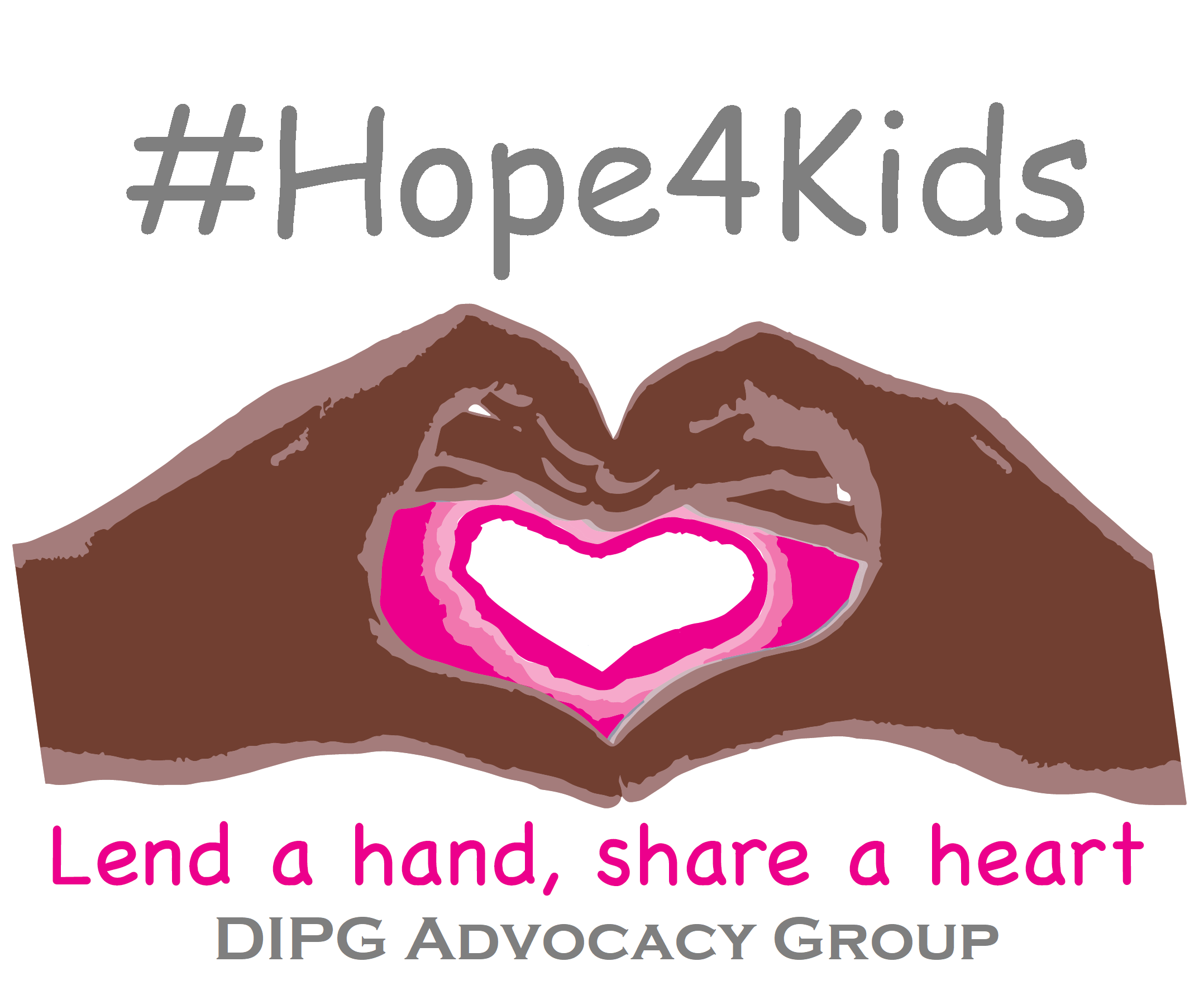 DIPG Advocacy Group site