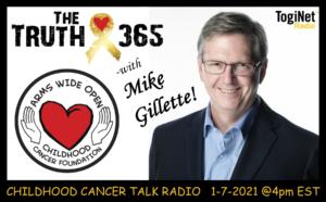Childhood Cancer Talk Radio
